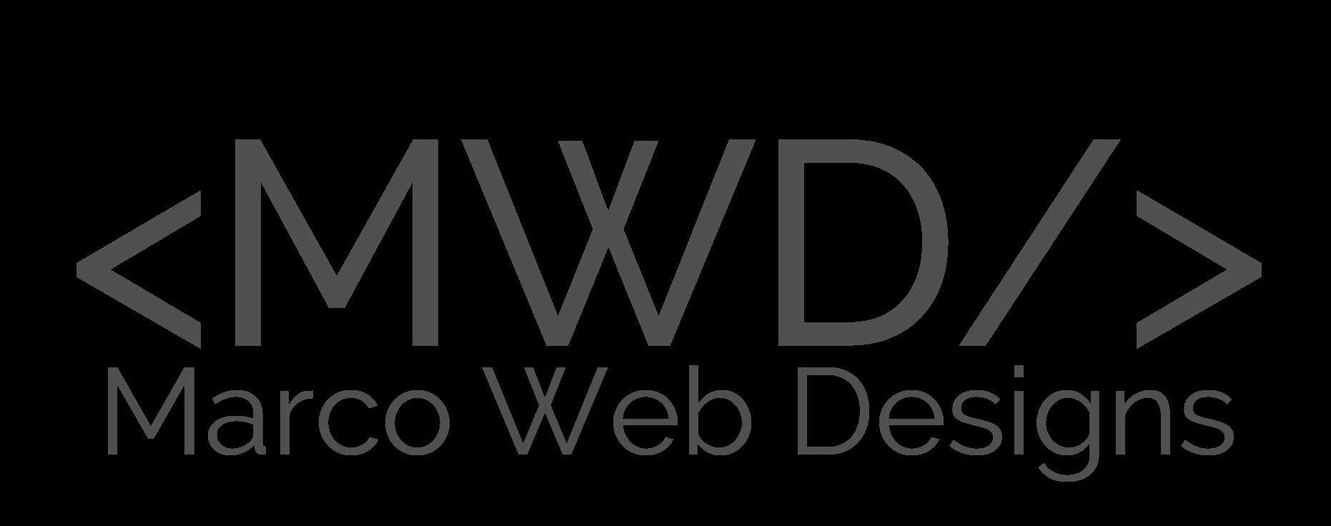 Marco Web Designs - Jacksonville FL Website Development