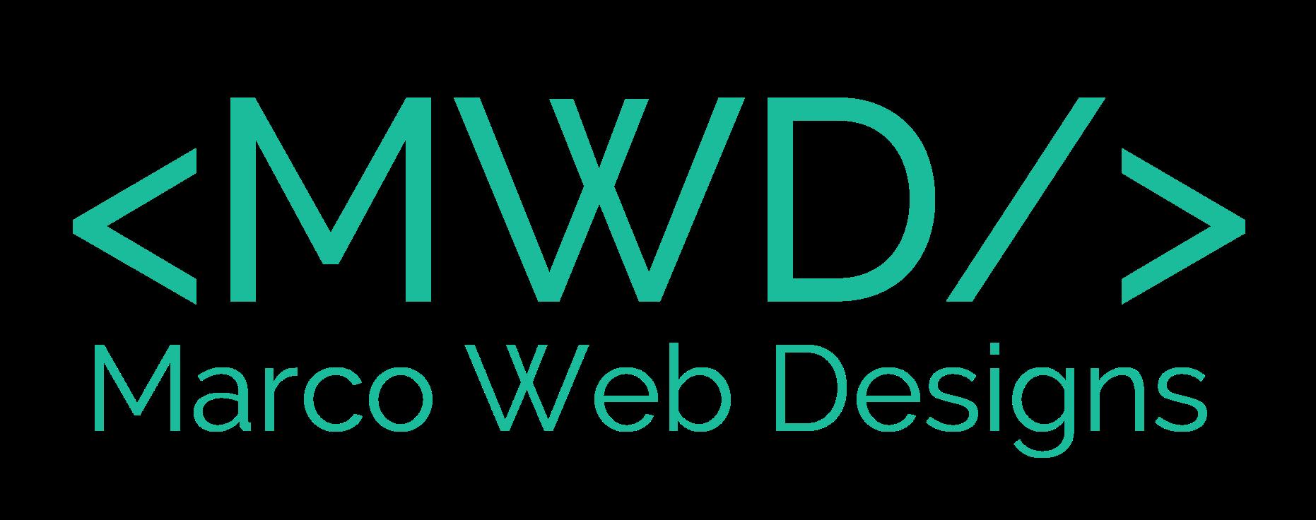 Marco Web Designs